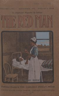 The Red Man (Vol. 6, No. 1) Cover