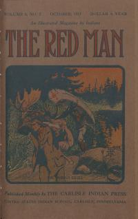 The Red Man (Vol. 6, No. 2) Cover