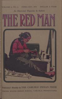 The Red Man (Vol. 6, No. 6) Cover