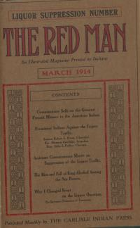 The Red Man (Vol. 6, No. 7)
