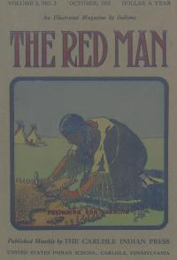 The Red Man (Vol. 5, No. 2)