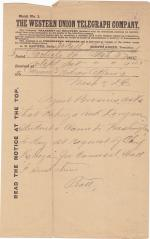 Request to for Charles Kihega and Ellwood Dorian