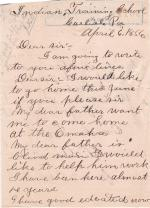Requests by Eli Sheridan and Theodore McCauley to Return Home