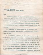 Report on the Hampton Institute and the Carlisle Indian School