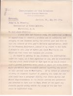 Direct Request for Additional Transportation Funds in Fiscal Year 1894