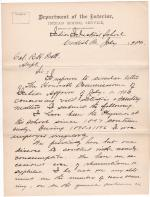 Report of S. L. Diven on Health at the Carlisle Indian School