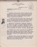 Documents Concerning Margaret Raiche
