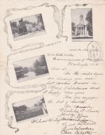 Holiday Greetings in 1916