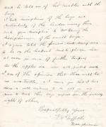 Complaint by J. Brown Kelly