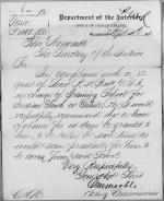 Leave of Absence Request for Richard H. Pratt