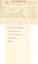Charles Dickens Student File