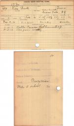 Kidd Smith Student File