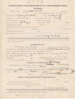 Agnes Tarbell Student File