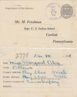Margaret Peters Student File