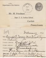 Eunice Terry Student File