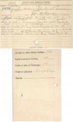 Josephine Williams Student File