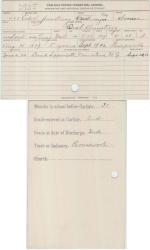 Edith Armstrong Student File