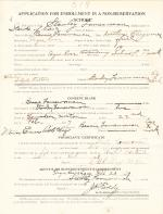 Stanley Lamewoman (Stands of bair) Student File