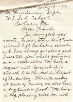James Loughery Student File