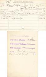 Elmer Whitfield Student File