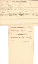 Hugh Johnson (Tawkish Heotiy) Student File