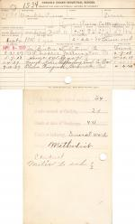Franklin Pierce Student File