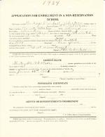 Hastings Robertson Student File