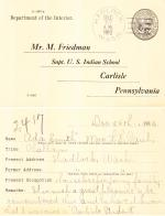 Ada Smith Student File