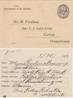 Polly Browning Student File