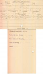 Mary Barry Student File
