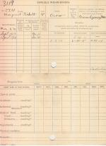 Margaret Pickett Student File