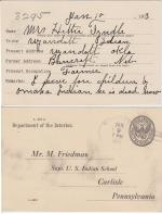 Hattie Hicks Student File