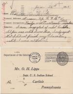 Allison Lee Cook Student File