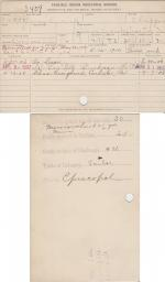 James Lydick Student File