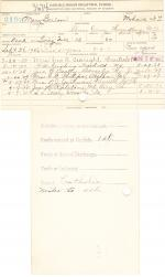 Mary Garlow Student File