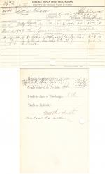 Lettie Chase Student File