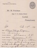 Eliza Dyer Student File