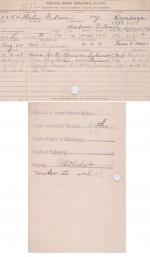 Helen Gibson Student File