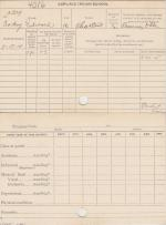 Edward Sockey Student File
