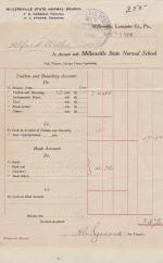 Alfred Wells Student File