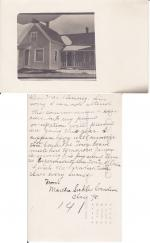 Martha Sickles Student File