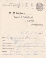 Edward Peters Student File
