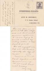 Louisa Kenney Student File