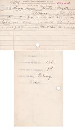 Homer Moses Student File