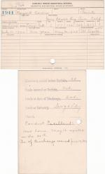Margaret Bowers Student File