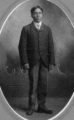 Howard Jones, c.1907