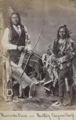 Man-in-the-Cloud and Mad Wolf, 1880