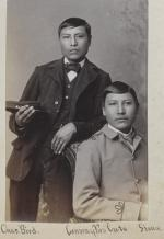 Charlie Bird and Conway Two Cuts, c.1884