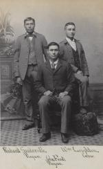 Richard Sanderville, William Leighton, and John Frost [version 2], c.1891