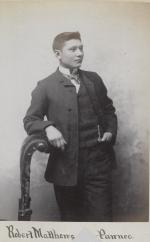 Robert Matthews [version 2], c.1890